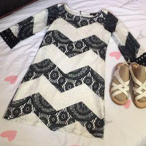 Mymichelle girls lace dress